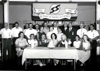 ssc board 1963